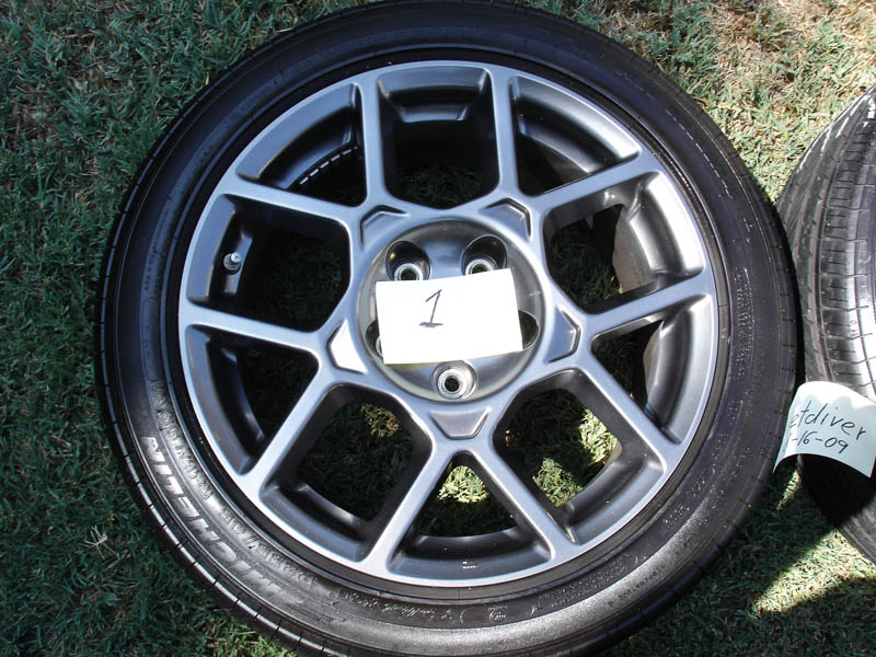 Acura Thousand Oaks >> 08 TL Type-S wheels with Michelin tires - AcuraZine - Acura Enthusiast Community